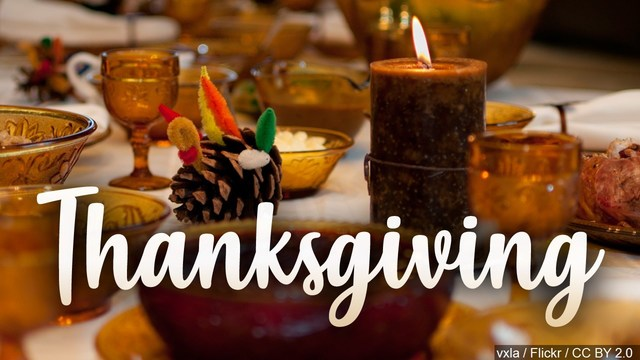 List Of Restaurants Open On Thanksgiving Day
