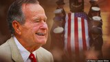 WATCH: Former President George H.W. Bush's services