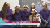 First all-girl troop attends Merit Badge University at USI