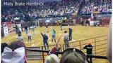 Shocking video shows several people hit by bull during rodeo in Kentucky