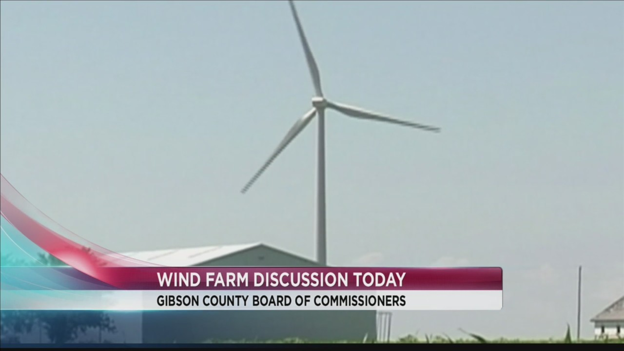 9d086f441a4 Gibson Co. officials to discuss wind farm proposal during public session