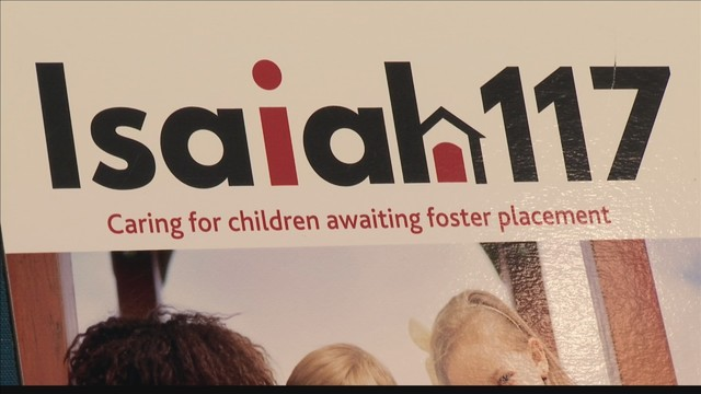 Group aims to help foster kids find safe place